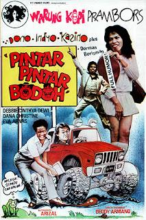 Warkop DKI: Pintar Pintar Bodoh 1980 WEBRip