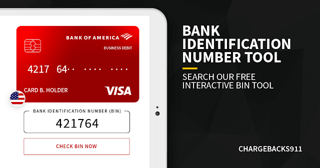 Bank Identification Number Tool (BIN Codes) 2020 – A Premium Guide