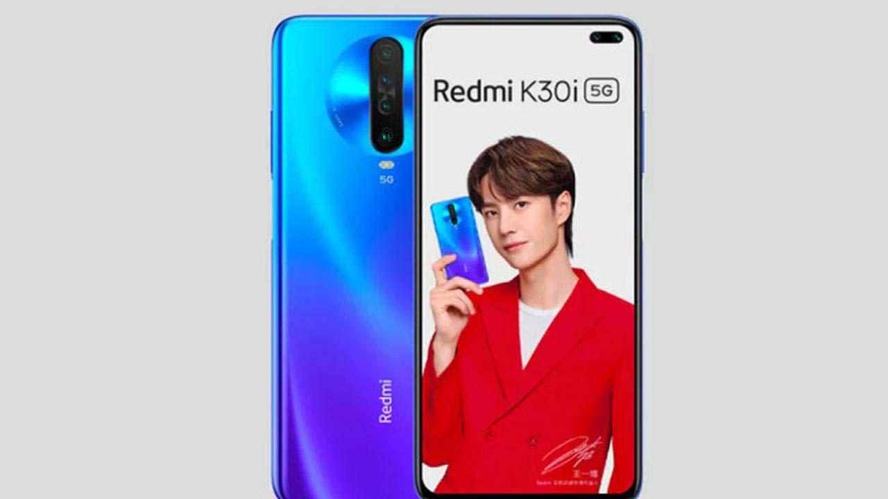 Redmi Rilis Ponsel 5G Harga Murah Redmi K30i 5G