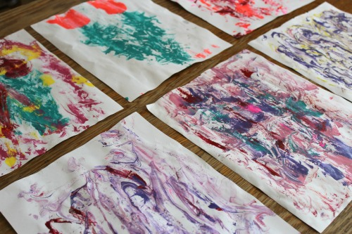 Ebru Turkish Paper Marbling Tutorial
