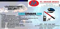 Bursa Kerja Surabaya Terbaru di PT. Amanah Amarta Desember 2019