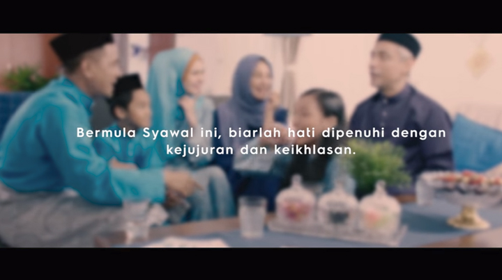 HidupTanpaKepuraan - Video Raya 2018 Bank MBSB