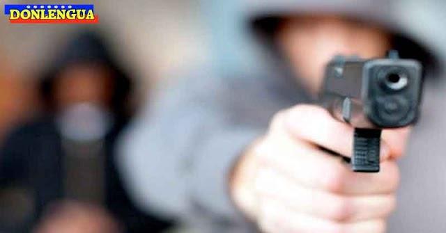 Padre e hijo fueron asesinados durante un atraco en Anzoátegui