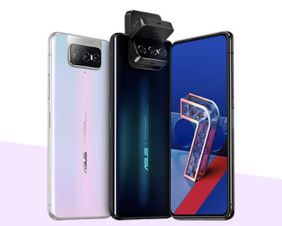 Asus ZenFone 7 , ZenFone 7 Pro with 64MP Flip Camera, 5000mAh Battery Launched