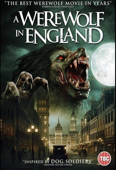 MOVIE: A Werewolf in England (2020)