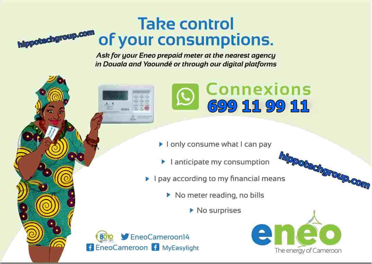 What is Eneo Prepaid Electricity Meters?