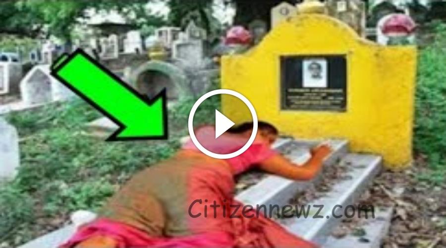 டுகாட்டில் விதவை பெண் செய்த காரியத்தை பாருங்க | உண்மையான  தாய்ப்பாசம் !