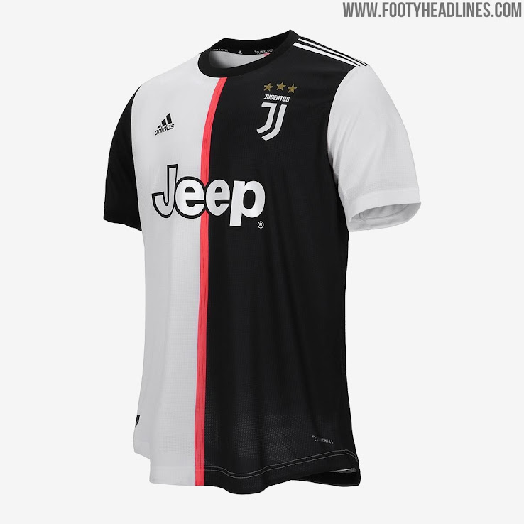 Juventus 19 20 Home, Away & Third Kits Leaked Released