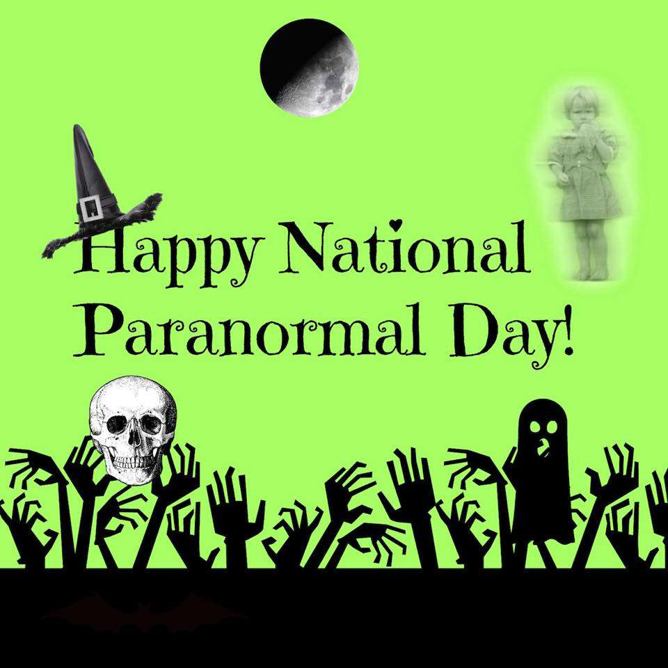 National Paranormal Day Wishes Images download