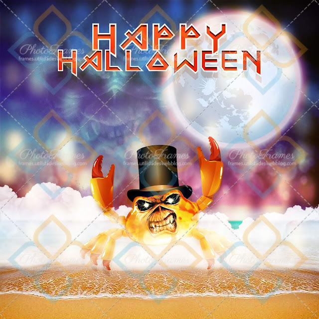 eddie crab cancer halloween