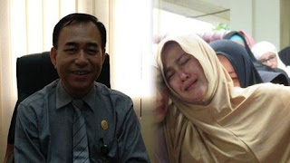 Ternyata, Otak Pembunuhan Hakim Jamaluddin adalah Istrinya Sendiri