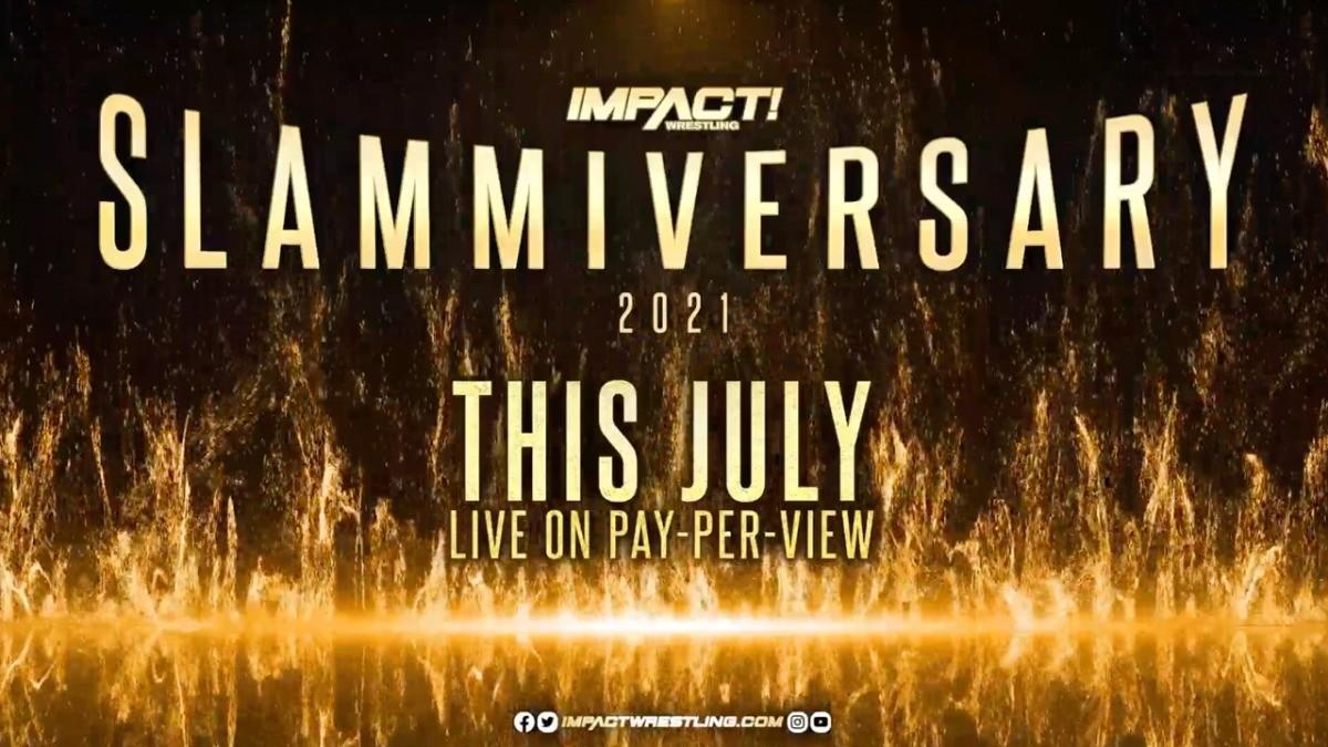 IMPACT Wrestling abordou lutadores liberados pela WWE para aparição no Slammiversary