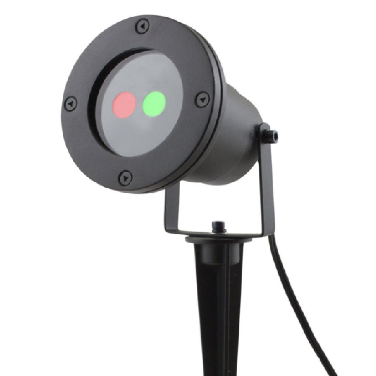 Cadeaux 2 ouf id es de cadeaux insolites et originaux le projecteur laser nigth stars pour for Projecteur laser jardin