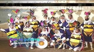 """Pasodoble con LETRA """"Con mi guitarra"""". Chirigota """"Los Cruzados Mágicos"""" (1982) de Paco Rosado"""