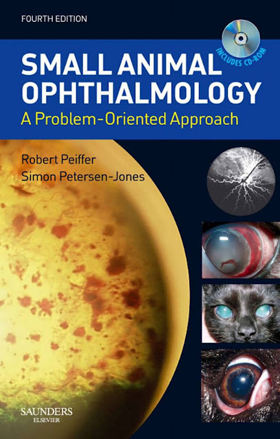 Small Animal Ophthalmology A Problem-Oriented Approach  - WWW.VETBOOKSTORE.COM