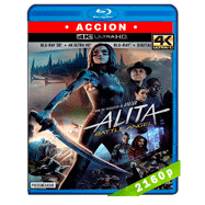 Battle Angel: La última guerrera (2019) Ultra HD BDREMUX 2160p Latino