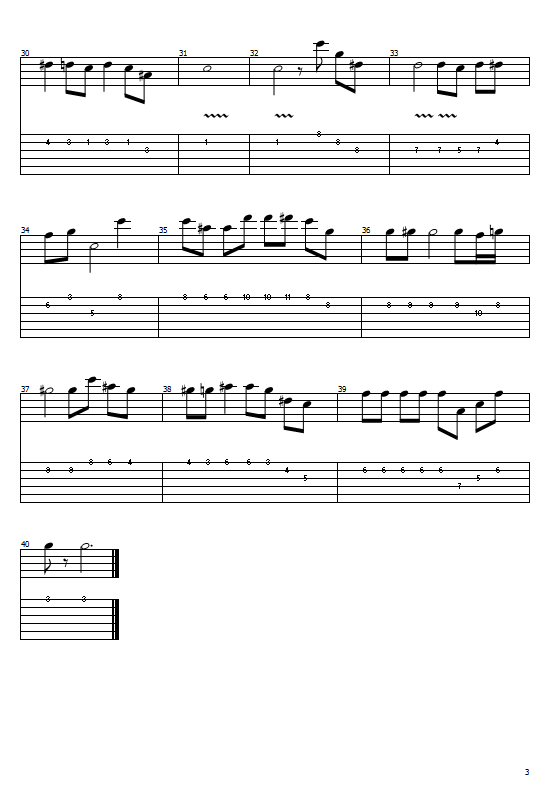Hero's Theme Tabs Dragon Warrior How To Play Hero's Theme On Guitar Tabs & Sheet Online