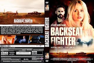 CARATULAPELEADOR NOCTURNO - BACKSEAT FIGHTER - 2016