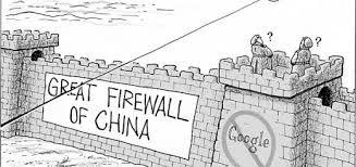 中國大陸網絡封鎖用VPN突破