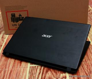 Jual Laptop Acer Aspire A314 - 21 seies - AMD A4 Radeon - Banyuwangi