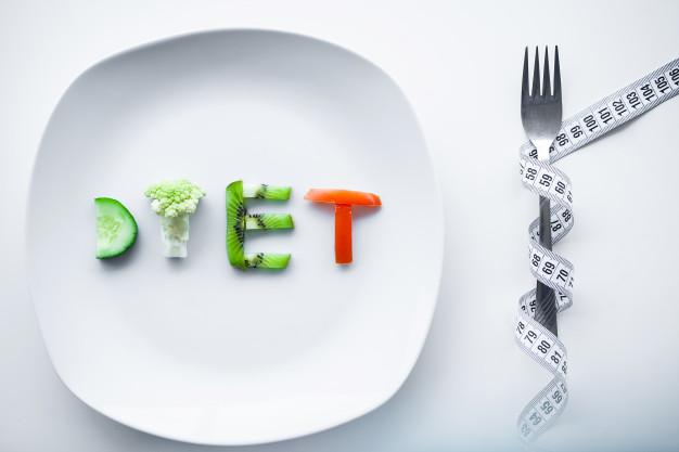 نظام الهرم الغذائي لتخسيس الجسم