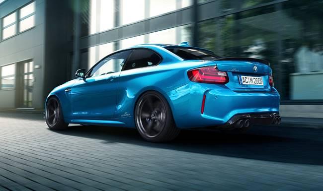 2017 BMW M2 F87 AC Schnitzer ACS2 Sport