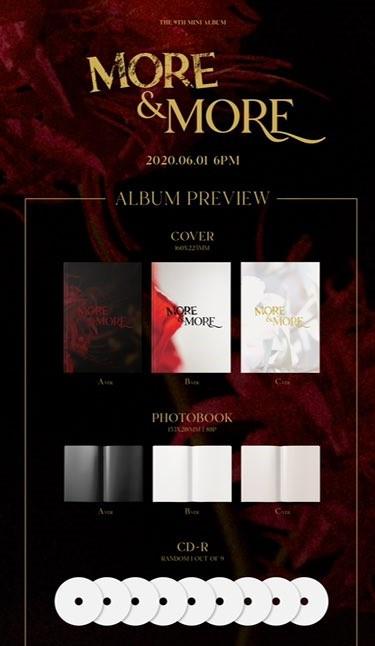 Twice more and more 9th mini album