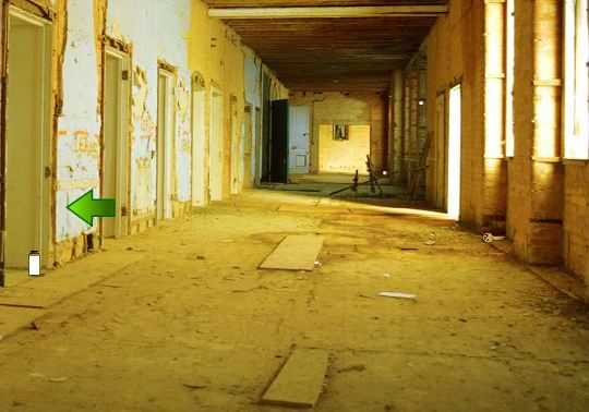 The Abandoned St. Crispin…