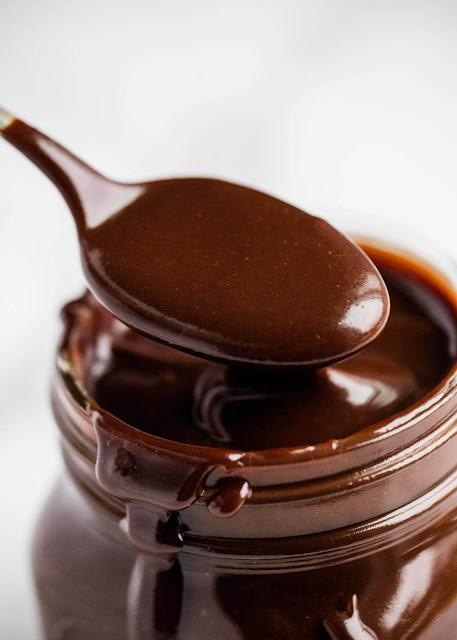 Resep Saus Coklat untuk Puding dan Cake
