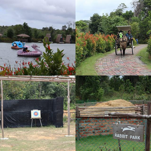 Area wisata  Desa Wisata Ekang Lagoi Bintan