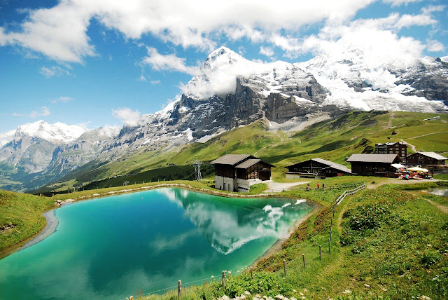 PLACES TO VISIT SWITZERLAND