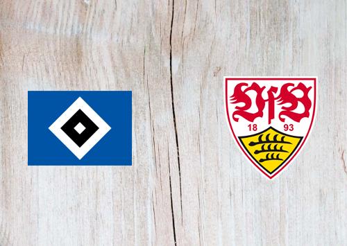 Hamburger SV vs Stuttgart -Highlights 29 October 2019