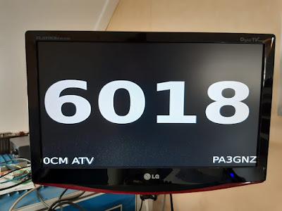 70cm signaal PA3GNZ