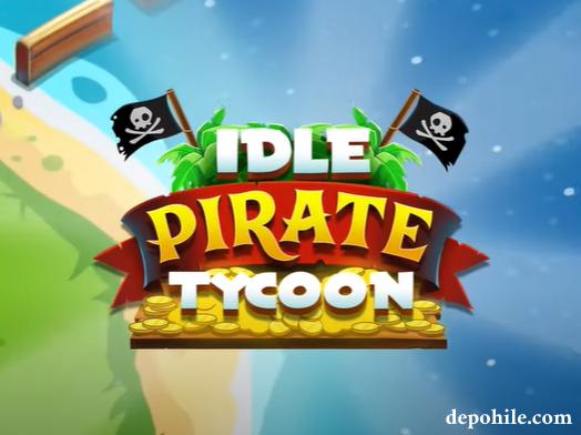 Idle Pirate Tycoon v1.5 Oyunu Para Hileli Mod Son Sürüm 2021