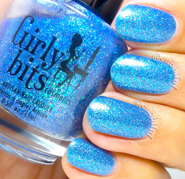 Swatch & Review Girly Bits Off the Scale