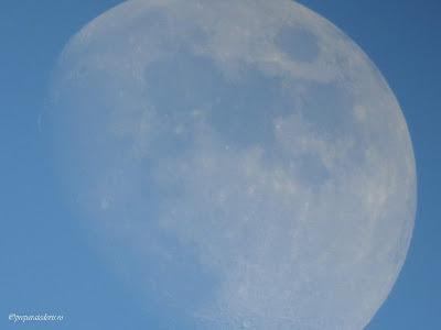 Fotografie cu Luna zoom Nikon,