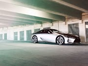 First Drive: Lexus LC500h