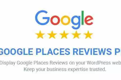 Google Places Reviews Pro v1.7.1 – WordPress Plugin