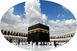 Now you can book your seat for umrah hajj from Global Travels