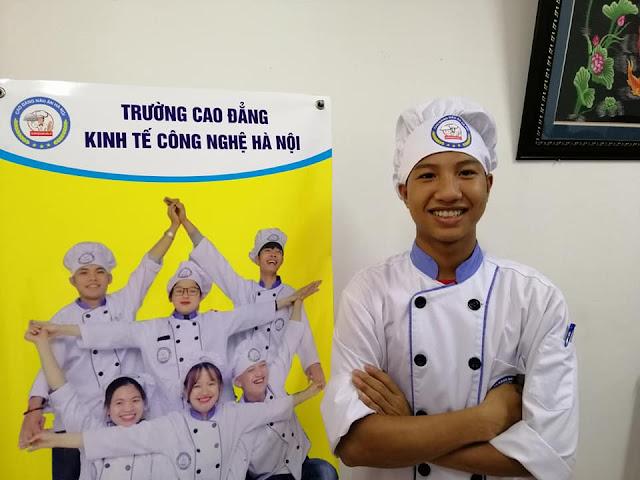Tuyển sinh trung cấp nấu ăn năm 2020 tại Nam Định