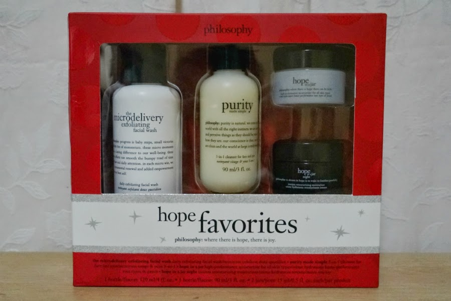 Philosophy Hope Favourites Skincare Gift Set