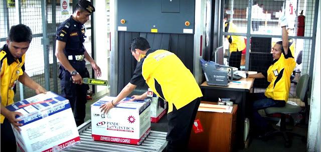 Alamat Pandu Logistics Surabaya