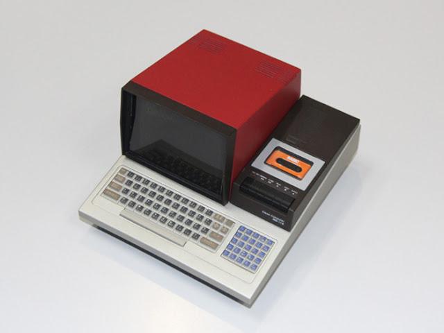MZ-80C com raspberry pi