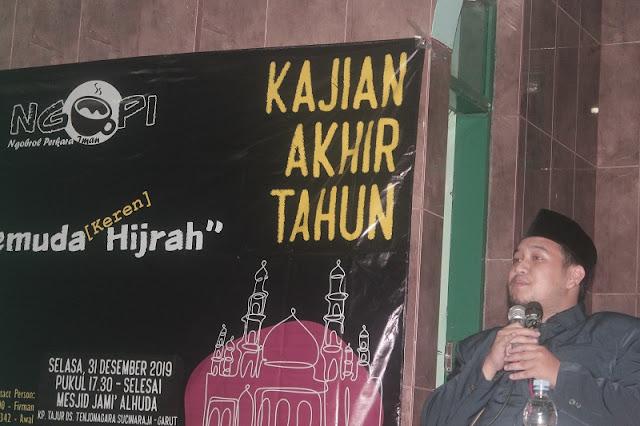 Ustadz H. Ahmad Dzikri Al-Hikam, Lc