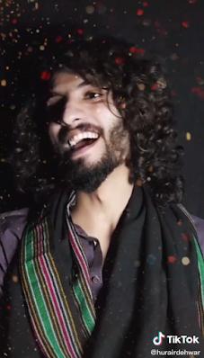 Hurair Dehwar - Pakistani TikToker