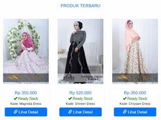 Mencari Baju Gamis Terlengkap ? di Gamispesta.net Saja