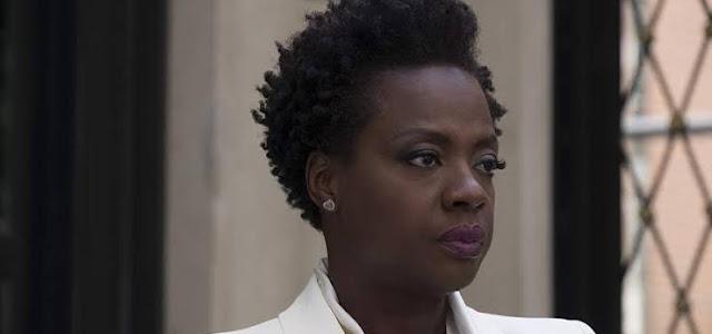 Viola Davis será Michelle Obama em First Ladies