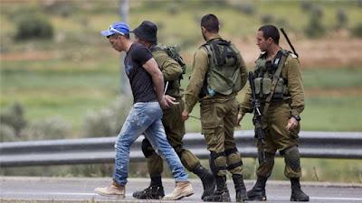 Ratusan warga Palestina ditangkap oleh pasukan Zionis sejak awal Ramadhan