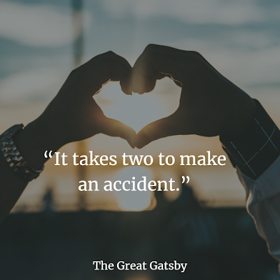 The Great Gatsby best novel quotes