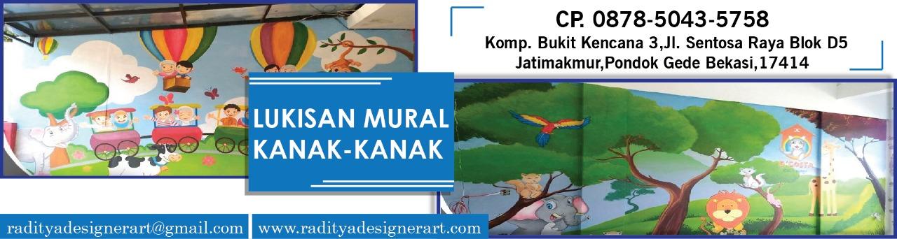 Jasa Lukisan Mural Kanak Kanak
